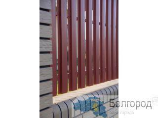 Купить штакетник белгород разнообразие ворот