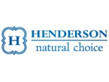 Логотип Henderson, салон мужской одежды