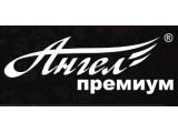 Логотип Ангел премиум, салон красоты