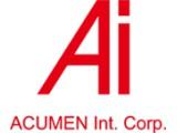 Логотип Акьюмен, ООО