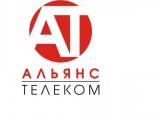 Логотип Альянс Телеком, ООО