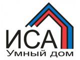 Логотип ИСА УМНЫЙ ДОМ, ООО