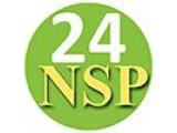 Логотип ООО 24NSP - Продукция NSP