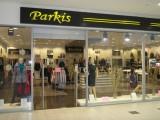 """Логотип """"Parkis.ru"""" интернет магазин мужской одежды"""