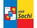 Логотип Visit Sochi
