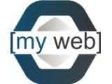 Логотип MY WEB - студия по созданию сайтов на WordPress