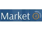 Логотип Веб студия Market IT