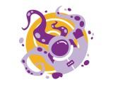 Логотип Лазертаг - Аномалия