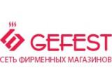 Логотип Gefestshop.by – интернет-магазин сети салонов GEFEST в РБ