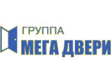 "Логотип Салон дверей ""МЕГА ДВЕРИ"""